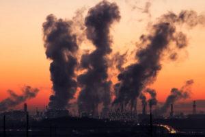 климат, выбросы в атмосферу