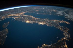 Земля, ретроградный меркурий