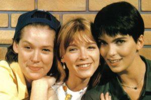 актрисы сериалов 90-х, элен и ребята