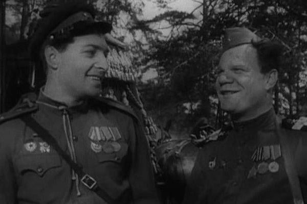 Сошедшие с небес. Воевавшие звезды советского кино