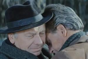 Кадр из фильма «Белорусский вокзал», оператор Павел Лебешев биография