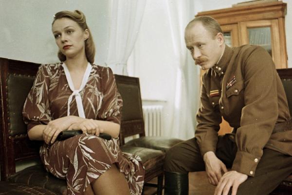 Военно-полевой роман, Виктор Проскурин