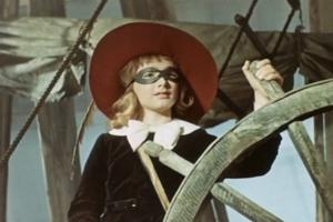 Кадр из фильма «Алые паруса»