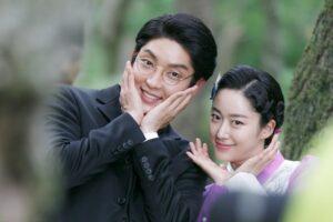 Ли Джун Ки и Чон Хе Бин