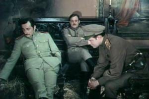 «Хождение по мукам». Режиссер Василий Ордынский, 1977 г.