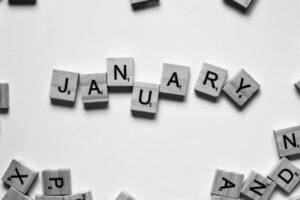 Лунный календарь на январь 2021