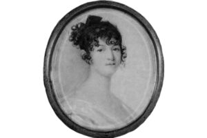 мама Александра Сергеевича Пушкина - Надежда Ганнибал