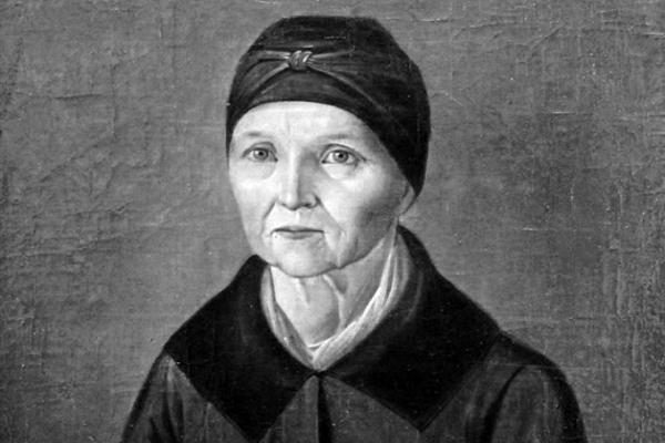 29 марта – день памяти Надежды Осиповны Ганнибал, мамы Александра Сергеевича Пушкина. Арина Родионовна