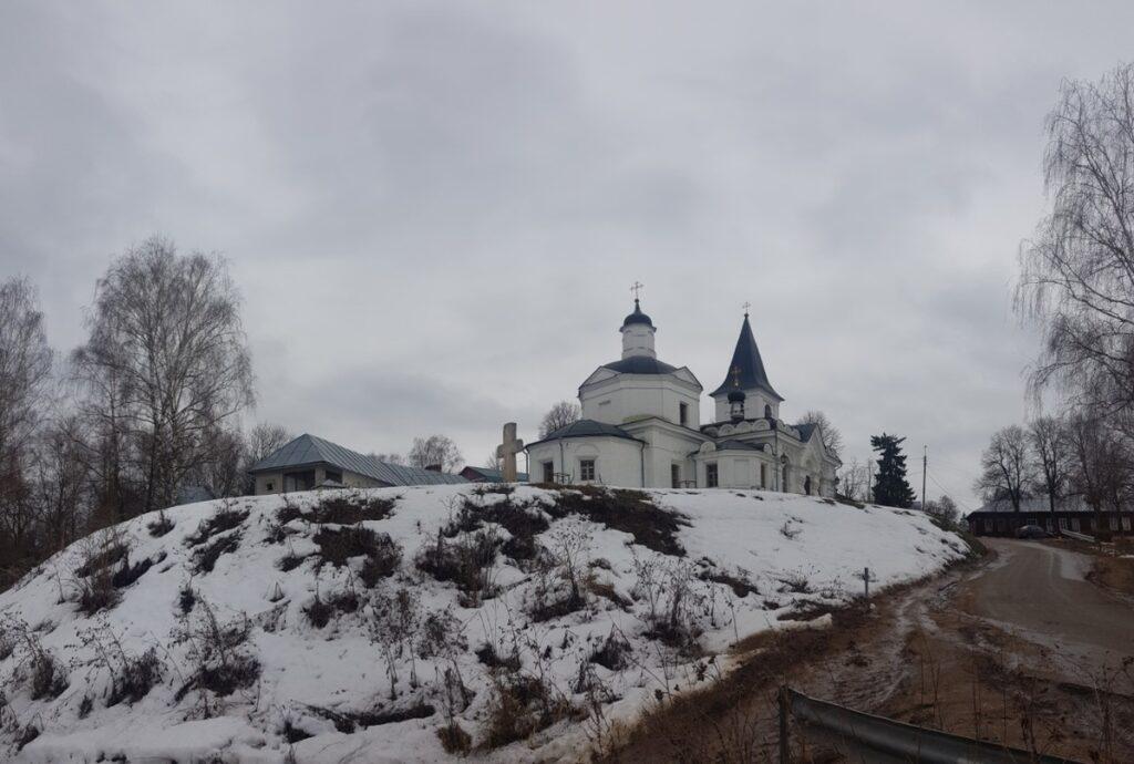 Куда съездить на выходные из Москвы