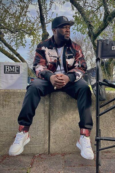 50 Cent снимется в триллере