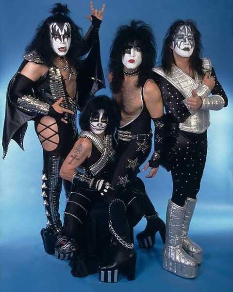 На экраны выйдет байопик группы «Kiss»