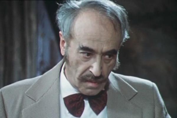 Актер Владимир Этуш: биография, творчество, фильмы, личная жизнь.