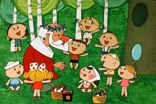 Детские песни, песни из советских мультфильмов, песни из мультфильмов