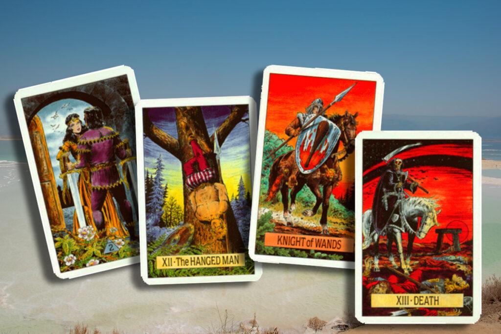 Что сулит гадание на картах Таро на будущий месяц? Читай в нашем таро-прогнозе.